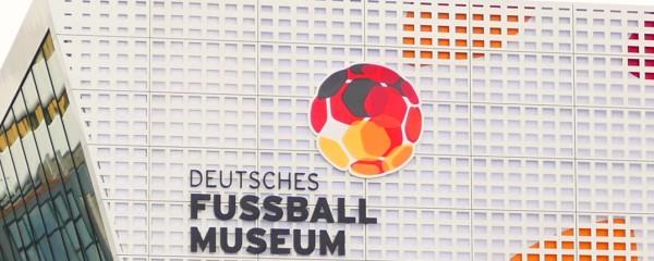 Fahrt ins Deutsche Fußballmuseum nach Dortmund
