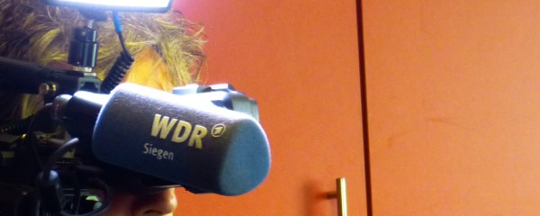 WDR zu Gast im JuZ: Grüne Smoothies sind klasse!