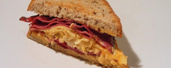 Sandwiches im Jugendcafé