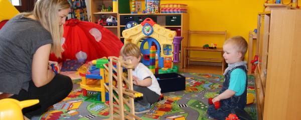 Kinderclub in den Herbstferien geöffnet!