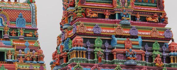 Fahrt zum Tempelfest des zweitgrößten Hindutempels Europas nach Hamm