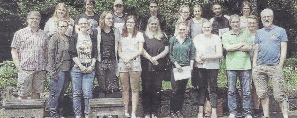 Neue Jugendgruppenleiter im JuZ