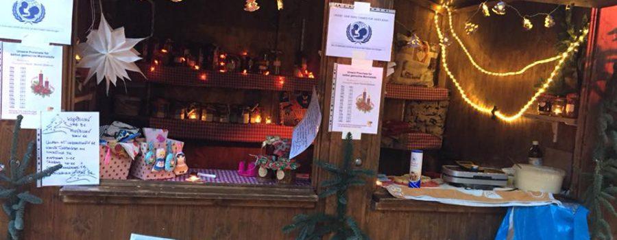 Erlös aus dem Verkauf von Weihnachtsartikeln geht an UNICEF