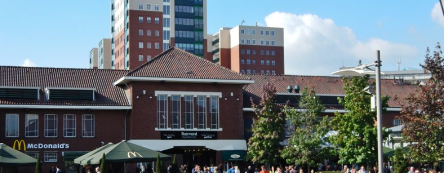 """Fahrt zum """"Factory-Outlet-Center"""" Roermond"""