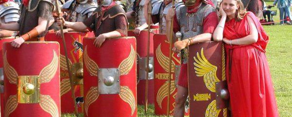 21. Jungentag: Fahrt zum Römerfest nach Xanten