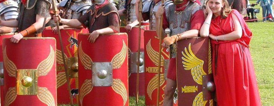 Vorankündigung: Fahrt zum Römerfest nach Xanten
