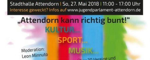 Programm des Jugendzentrums in den Pfingstferien