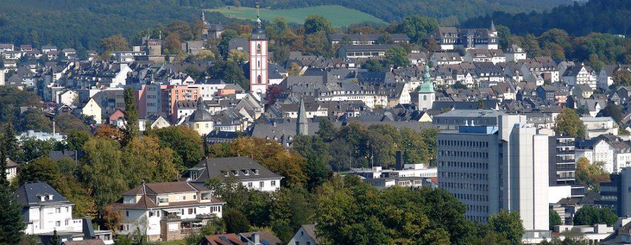Bummeln und Shoppen in Siegen