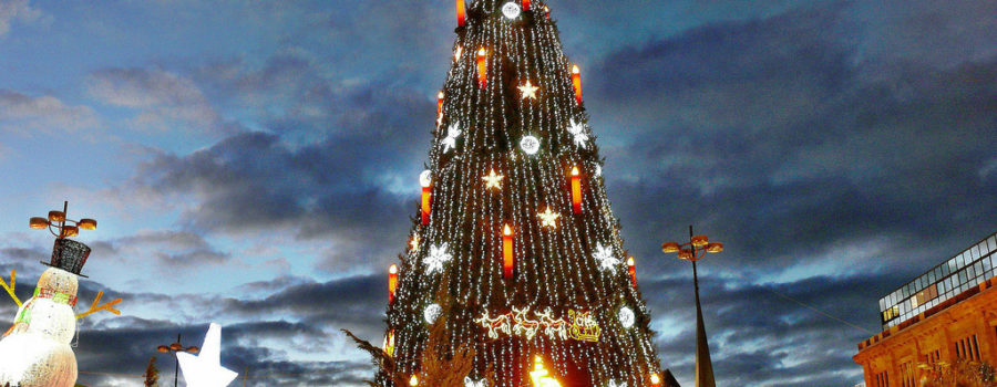Fahrt zum Weihnachtsmarkt nach Dortmund