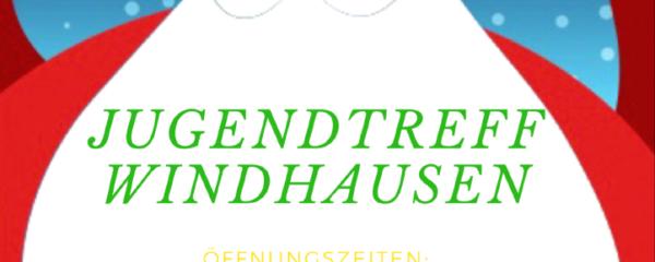 Weihnachtsstimmung im Treff Windhausen