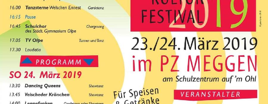 Tanzgruppen des JuZ beim Jugendkulturfestival