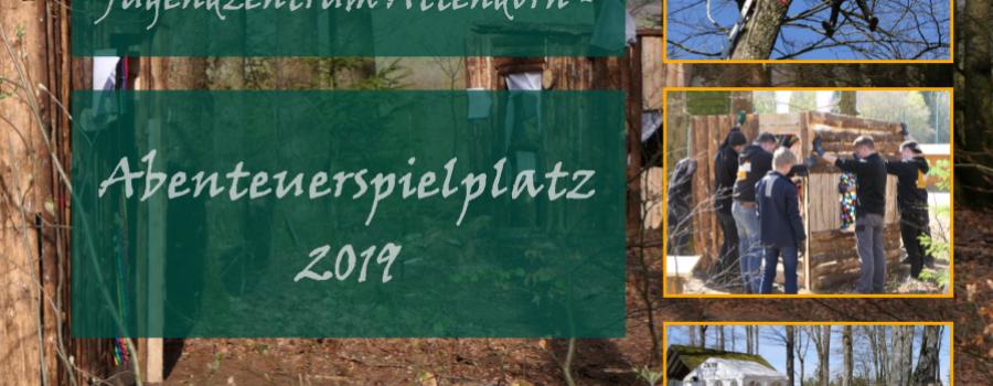 """""""Abenteuerspielplatz 2019""""-Fotobüchlein warten auf neue Besitzer"""