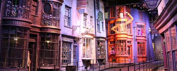 Montagabend ist Harry-Potter-Abend!