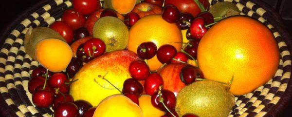 Antistressbälle anfertigen und Leckeres aus Obst zubereiten