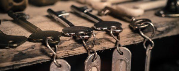 Schlüsselanhänger für Kinder