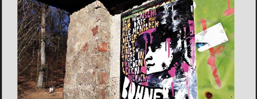 Streetart-Ausstellung in Grevenbrück